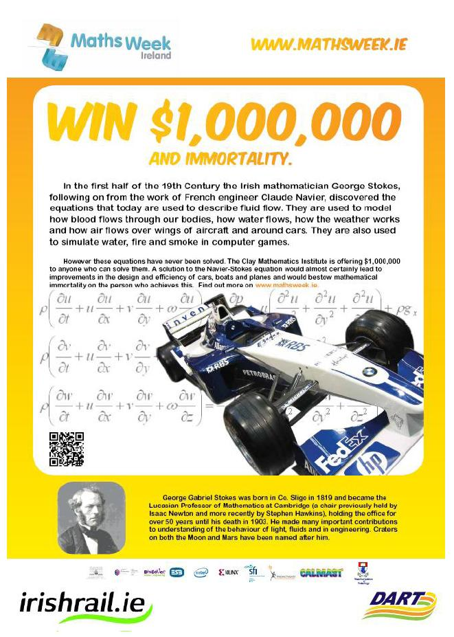 Yellow DART Posters Win $1,000,000