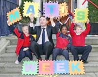 Maths Week Launch in Dublin